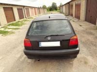 Sprzedam VolksWagen VW GOLF III 1996 1,8 KLIMA CZARNY