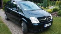 Opel Meriva A Bezwypadkowy, zarejestrowany, 100% sprawny