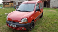 Renault Kangoo 1,2 benzyna z Niemiec klima super stan