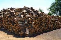 Drewno kominkowe dab brzoza metr ukladany