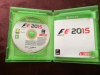 SPRZEDAM F1 2015 NA XBOX ONE! STAN IDEALNY. ŻADNEJ RYSY