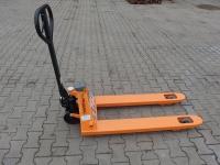 Nowy paleciak ręczny wózek paletowy 2500 kg-waga elektronicz