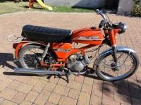 romet 2370  , t1 pierwszej serii 1976 rok