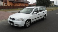 Opel Astra G 2,0DTI 16V 2001/02Rok