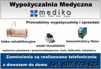 KONCENTRATORY TLENU -Wypozyczalnia & sprzedaz MEDIKO