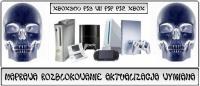 SERWIS KONSOL PS3, PS4, X-BOX ONE, 360, PSP, PSP VITA