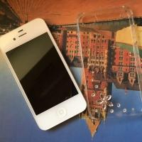Sprzedam iphone 4S 8GB biały, używany