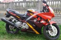 Honda CBR 600 F3 orginalna