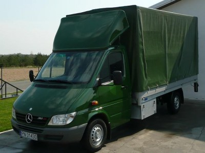 """Usługi Transportowe-""""Ramzes"""" Przemysław Goździk"""