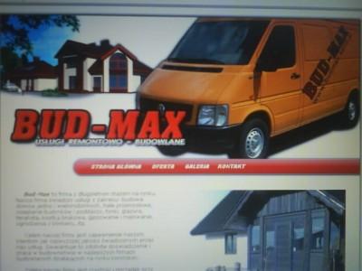 Bud-Max Usługi Budowlano-Ociepleniowo-Remontowe