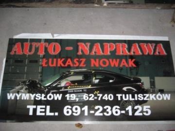 AUTO-NAPRAWA  BLACHARSTWO SAMOCHODOWE