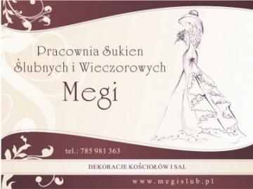 Pracownia Sukien Ślubnych MEGI