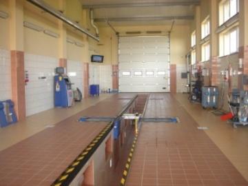 VGJ II Okręgowa stacja kontroli pojazdów