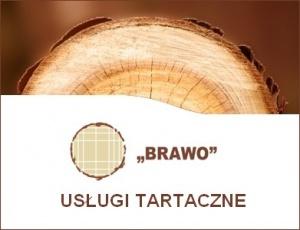 """""""BRAWO"""" Usługi Tartaczne"""