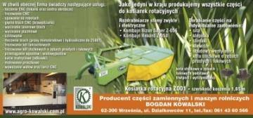 ZPCZ-KOWALSKI Producent Części Maszyn