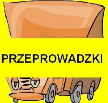 PRZEPROWADZKI - TRANSPORT