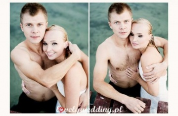 LOVELYWEDDING Elwi & Jacek Radunc