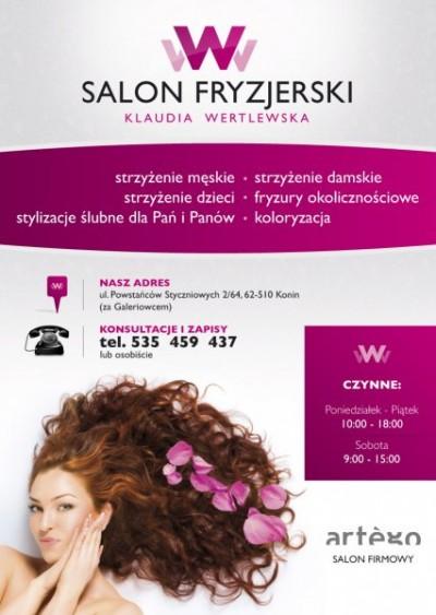 Salon Fryzjerski K. Wertlewska