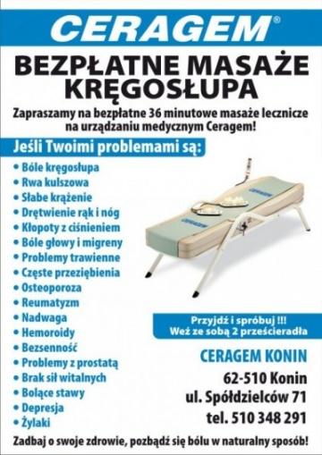 CERAGEM KONIN