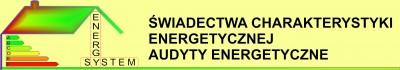 Energy System Świadectwa Energetyczne