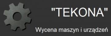 Zespół Usług Inżynierskich TEKONA - Wycena maszyn