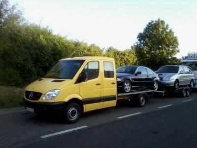 Auto-Holowanie Auto-Usługi Transport Pomoc Drogowa Laweta