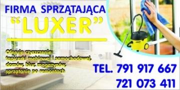 Firma Sprzatajaca LUXER