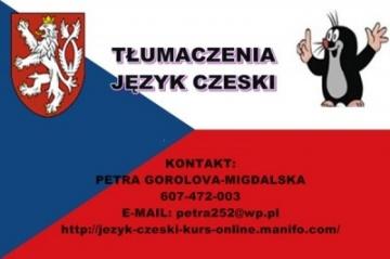 Język Czeski
