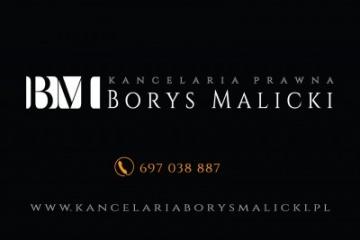 Kancelaria Prawna Borys Malicki