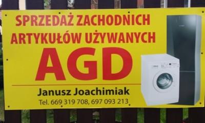 Janusz Joachimiak - Sprzedaż Używanych Artykułów AGD