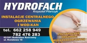 HYDROFACH usługi hydrauliczne