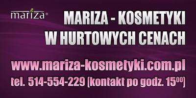 Drogeria internetowa sklep.mariza-kosmetyki.com.pl