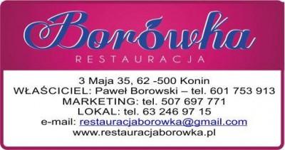 Restauracja Borówka