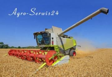 Agro-Serwis24 części do kombajnów zbożowych ciągników