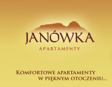 Janówka Apartamenty Zakopane - Kościelisko