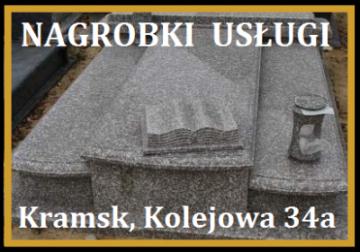 NAGROBKI USŁUGI - Jarosław Skoczylas - Kramsk - tel. 667 470 570