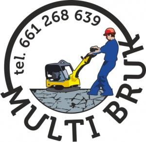 MULTI-BRUK - usługi budowlane, brukarskie, roboty ziemne