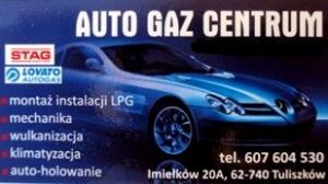 AUTO GAZ CENTRUM