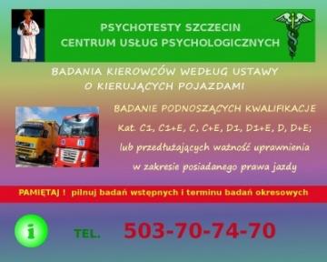 PSYCHOTESTY SZCZECIN. CENTRUM USŁUG PSYCHOLOGICZNYCH