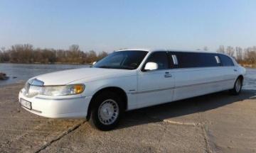 Wynajem oryginalnej amerykańskiej bardzo ładnej 9,5m limuzyny