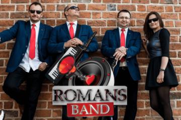 Zespół weselny Lublin - Romans Band.