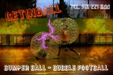 Bubble football/soccer od GetinBall