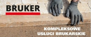 BRUKER - kompleksowe usługi brukarskie