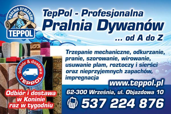 Firma Teppol Profesionalna Pralnia Dywanów Na Wskroś