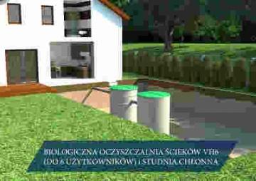 Eko House Oczyszczalnie ścieków