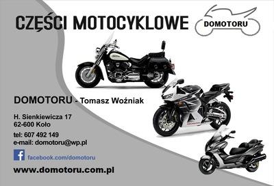 DOMOTORU - Tomasz Woźniak