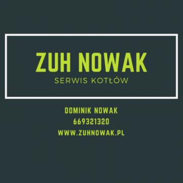 ZUH Nowak Serwis kotłów gazowych, pellet