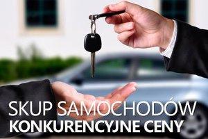 Skup aut za gotówkę Konin i okolice. Konkurencyjne ceny