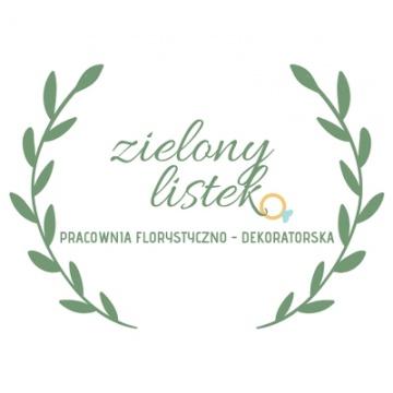 ZIELONY LISTEK Pracownia florystyczno - dekoratorska