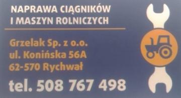 Grzelak Usługi Maszynowo-Samochodowe Sp. z o.o.